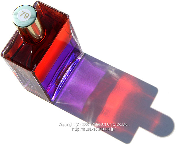 オーラソーマ イクイリブリアム ボトル B079 駝鳥のボトル TheOstrichBottle