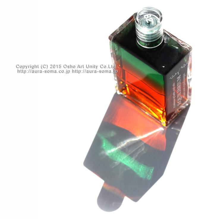 オーラソーマ イクイリブリアム ボトル B082 カリプソ Calypso