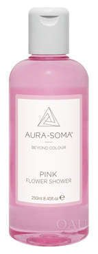 FS01 ピンク 無条件の愛、トルコゼリーと繊細なバラ<オーラソーマ・フラワーシャワー・250ml>