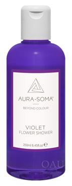 FS05 ヴァイオレット リラックスと鎮静。スミレ、甘くかぐわしい香り<オーラソーマ・フラワーシャワー・250ml>