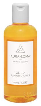 FS07 ゴールド <オーラソーマ・フラワーシャワー・250ml>