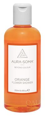 FS08 オレンジ オレンジとスパイス<オーラソーマ・フラワーシャワー・250ml>
