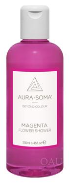 FS10 マゼンタ 松とハーブの香り<オーラソーマ・フラワーシャワー・250ml>