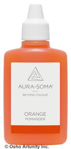 P06 オレンジ ショックを癒す<オーラソーマ・ポマンダー・25ml>