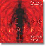SCD01 チャクラスウィート1 レッド コマラ & ヴィーアス Komala & Vibhas<瞑想CD/瞑想音楽>