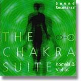 SCD02 チャクラスウィート2 グリーン コマラ & ヴィーアス Komala & Vibhas<瞑想CD/瞑想音楽>